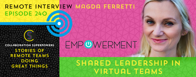 240 – Shared Leadership In Virtual Teams