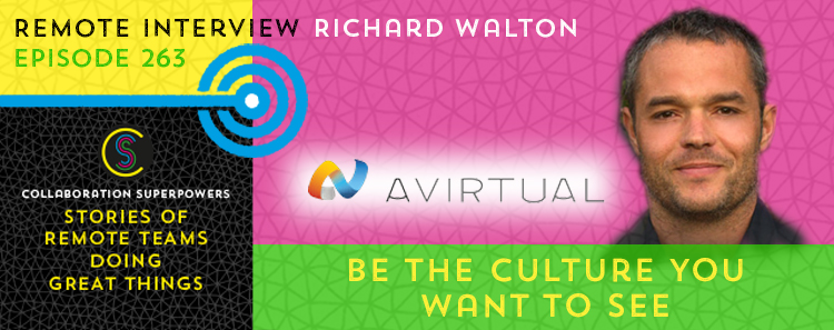 263 – Be The Culture You Want To See